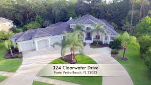pool home for sale 324 clearwater dr ponte vedra beach fl
