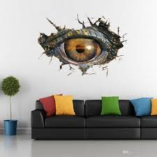 dinosaur eyes 3d wall stickers creative personality sitting room dinosaur eyes 3d wall stickers creative personality sitting room children bedroom adornment stereoscopic waterproof wallpaper decals super mario wall