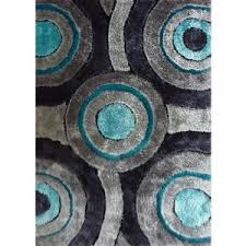 turquoise and gray area rug home website