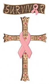 crosses pink ribbon jeweled cross set project patterns