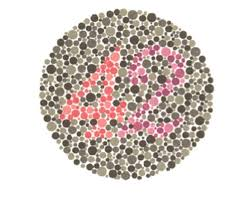 Color Blindness Psychology Best 25 Color Blind Test Images Ideas On Pinterest Yellow Study