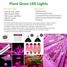 led grow lights for your indoor garden greenhouse vertical farm of