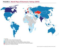 Constitutional Carry States Map Democracy Rebooted The Future Of Technology In Elections