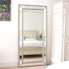 Bevelled Mirror Double Beaded Classic Silver Mirror By Decorative Mirrors Online
