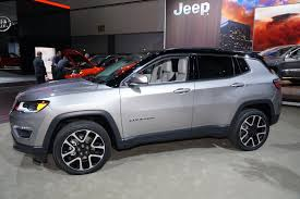 mitsubishi jeep for sale 2017 jeep compass video preview 2016 los angeles auto show