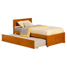 bedroom leather beds full size bed with twin size trundle twin