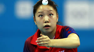 Us Table Tennis Team Lily Zhang Makes Second Straight U S Olympic Table Tennis Team