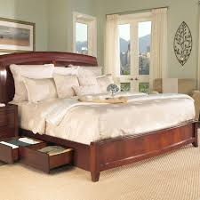 twin size bedroom furniture set viven twin 4 piece storage bedroom set in cinnamon by mfix furniture