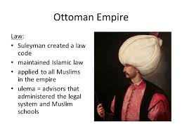 Ottoman Empire Laws 12 Muslim Empires Standard Examine The Origins And Contributions