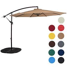 Best Cantilever Patio Umbrella The 5 Best Cantilever Umbrellas Ranked Product Reviews And Ratings