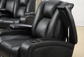 home theater recliner delange power recliner from coaster 601743p coleman furniture