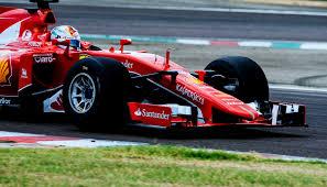 ferrari 2017 sebastian vettel tests 2017 f1 season u0027s extra wide tires