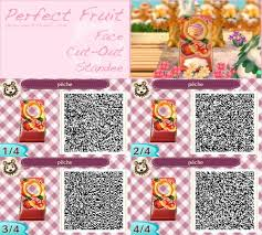 animal crossing new leaf qr code hairstyle the 25 best acnl standee qr codes ideas on pinterest animal