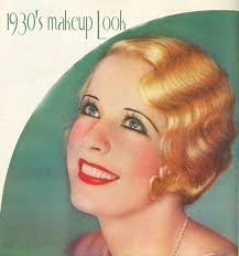 hairstyles for women in late 30 s best 25 1930s makeup ideas on pinterest 1930s hairstyles 1930s
