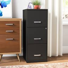 Oak Filing Cabinet 3 Drawer Wood Filing Cabinets You U0027ll Love