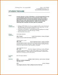 high student resume no experience sles sle resume high