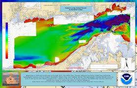 Long Island New York Map by Block Island Sound Noaa Coast Survey