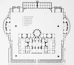 Baths Of Caracalla Floor Plan November 2 9 Art History 201 With Cahill At University Of