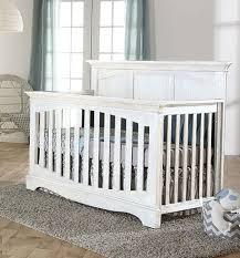 White Crib Convertible Pali Ragusa Convertible Crib In Vintage White