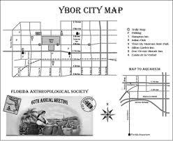 Maps Tampa Ybor City Map Ybor City U2022 Mappery