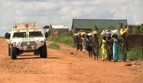 Radio Miraya Juba News Unmiss And Partners Scale Up Response To Insecurity Around Juba