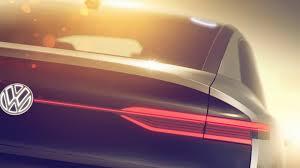 vw volkswagen volkswagen i d crossover concept teased the torque report