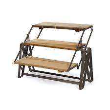 table converts to shelf convertible shelf table ippinka