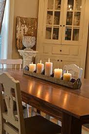 Dining Table Candles Candles In A Chicken Feeder Centerpieces Pinterest Chicken