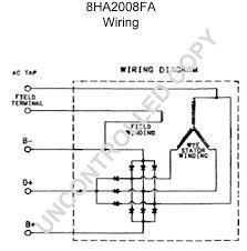 marine alternator wiring diagram u0026 v 6 motors 1984