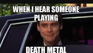 Memes About Death - death metal memes home facebook