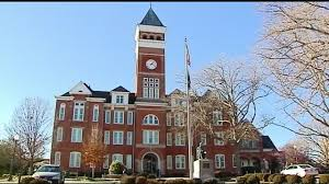 Clemson Campus Map Clemson University Students Plan Protest Over Landmark Building U0027s Name