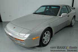 1989 Porsche 944 Turbo For Sale Manx Classic Carsfor Sale