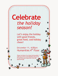 luxury christmas cookie party invitation wording features party