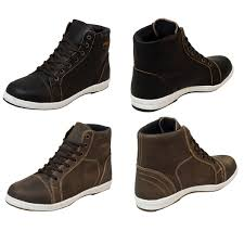 brown motorcycle boots armr nikko casual motorcycle boots brown black waterproof