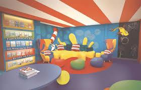 Dr Seuss Kids Room by Carnival To Partner With Dr Seuss Enterprises Allthingscruise