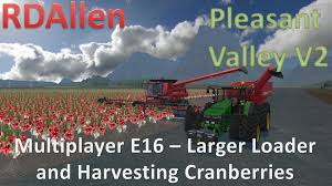 Farming Simulator 15 Mp Pleasant Valley V2 E16 Larger Loader And