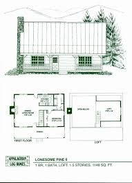 log floor plans 2 story log house plans unique chic idea 1 story log cabin floor
