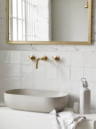 rho u0027 rh a in grey white by kast concrete basins as seen in the