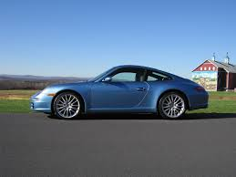 Porsche 997 Colour Options
