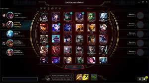 League For The Blind And Disabled 10 Bans Now Live In Ranked League Of Legends