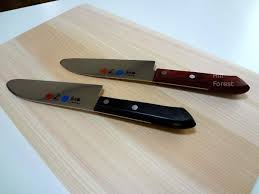 childrens kitchen knives sakai tohji children s cooking knife 135mm molybdenum steel