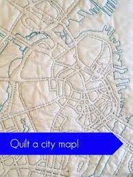 san francisco map quilt quilt a city map this one s boston cashmerette sewing