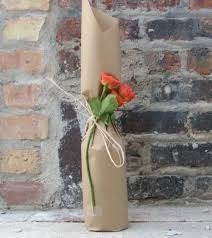 wine bottle gift wrap 9 diy gift wrap ideas all gifts considered