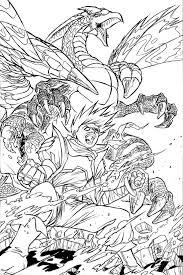 breath of fire kaiser dragon by substance20 on deviantart