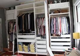 Ikea Closet Shelves Ikea Closet Organizers Systems Home Design Ideas