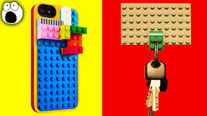 top 20 ingenious lego hacks to creatively reuse lego bricks youtube