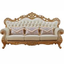 Leather Sofa Co 533 Wooden Leather Sofa For Living Room Furniture Buy Leather