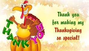 2017 thanksgiving day thank you greeting card images