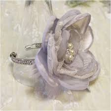 corsage bracelet of the wrist corsage wedding rhinestone bracelet