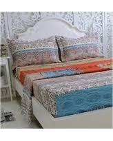 Bohemian Style Comforters Amazing Deal Fadfay Home Textile Boho Bedding Set Bohemian